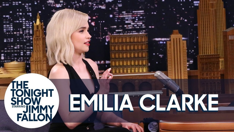 Emilia Clarke Ditched a Solo A Star Wars Story Screening to Watch the Royal Wedding