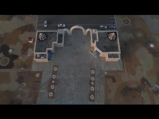 Мемориальный комплекс Коркыт Ата. Backstage