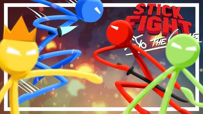 Special Delivery for SMii7Y! - Stick Fight