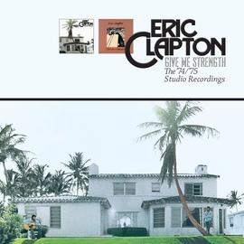Eric Clapton альбом Give Me Strength: The '74/'75 Studio Recordings