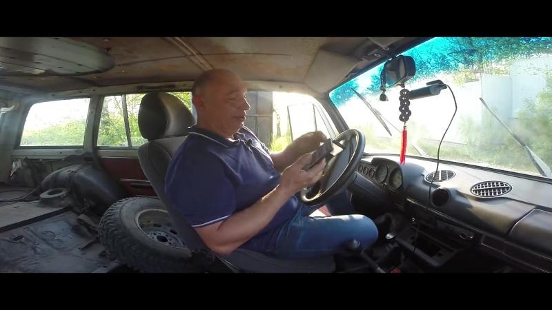 Видеорегистратор Prology iReg Black в автомобиле без аммортизаторов!