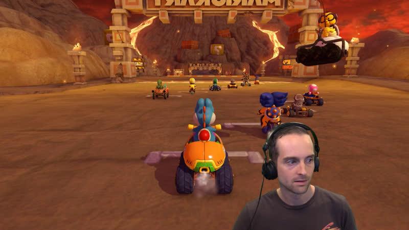 Can a Mario Kart 8 Noob Win a Match Online?