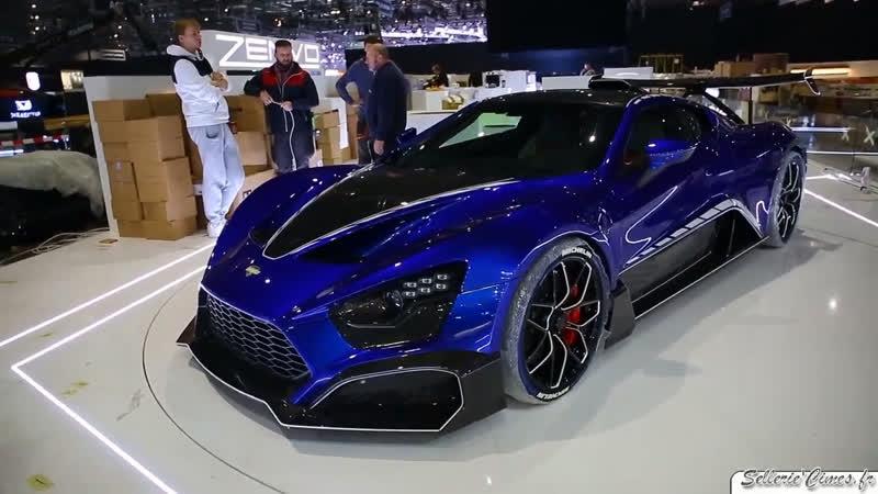 Zenvo TSR S Geneva Motor Show 2019