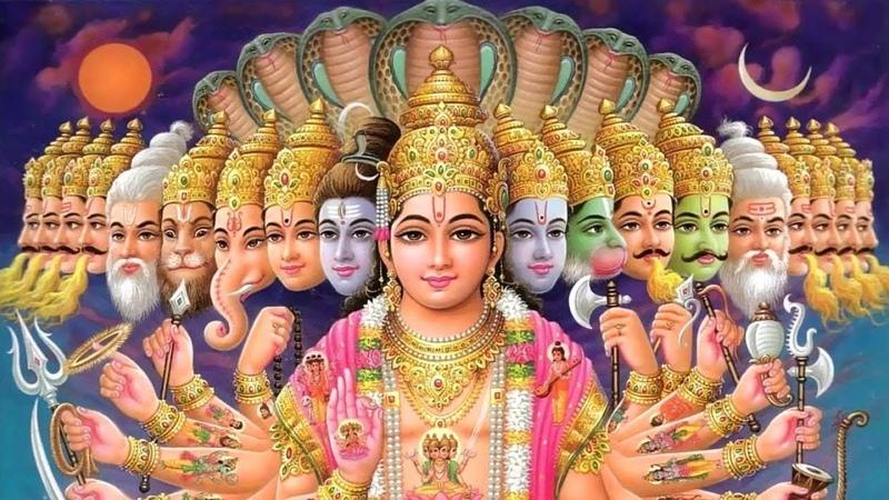 Красивая Мантра - Харе Кришна (Великая Мантра) – Вайшнавская мантра - Maha Mantra Hare Krishna