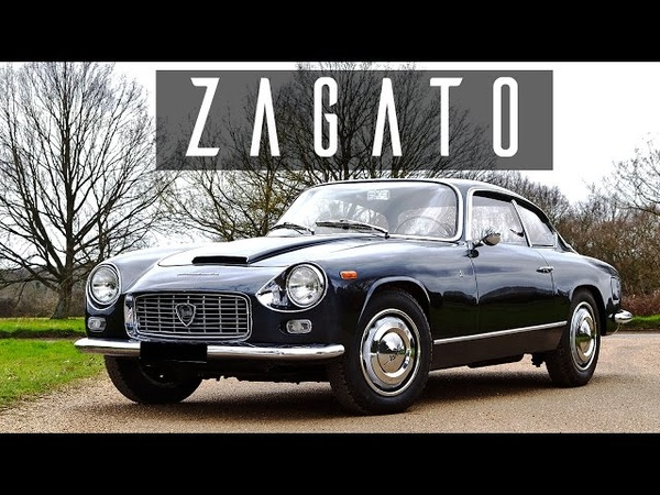 LANCIA FLAMINIA SUPER SPORT ZAGATO 2.8 3C 1967 - Full test drive in top gear - Engine sound   SCC TV