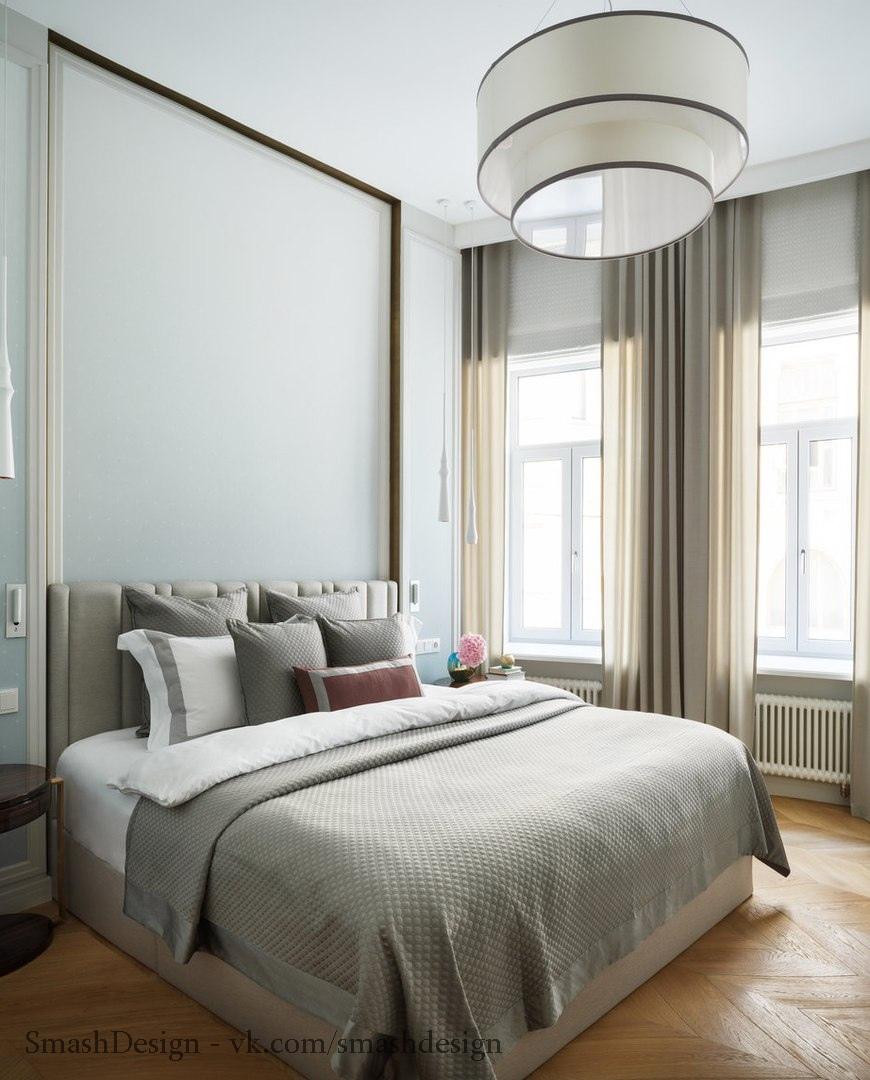Стильная и просторная квартира