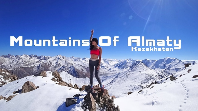 The Mountains Of Almaty | Пик Турист, Горы и природа Алматы.