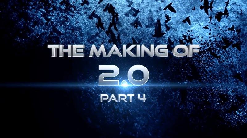Making of 2.0 - Part 4 | Rajinikanth, Akshay Kumar | Shankar | A.R. Rahman | Lyca Productions