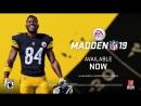 Madden NFL 19 International Game Series Raiders vs Seahawks PS4