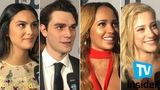 Riverdale Cast Talks About Season 3 on The CW Red Carpet | TV Insider