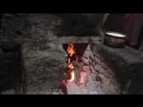 Govinda Swami - This is Radha Ramaji's kitchen fire that...
