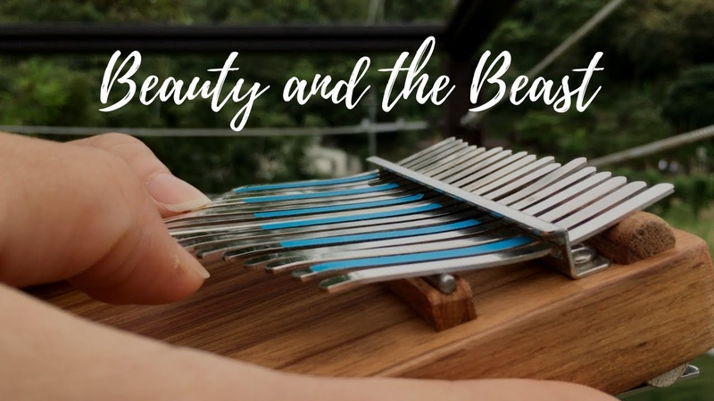 Beauty and the Beast (Kalimba Cover)