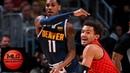 Atlanta Hawks vs Denver Nuggets Full Game Highlights | 11.15.2018, NBA Season