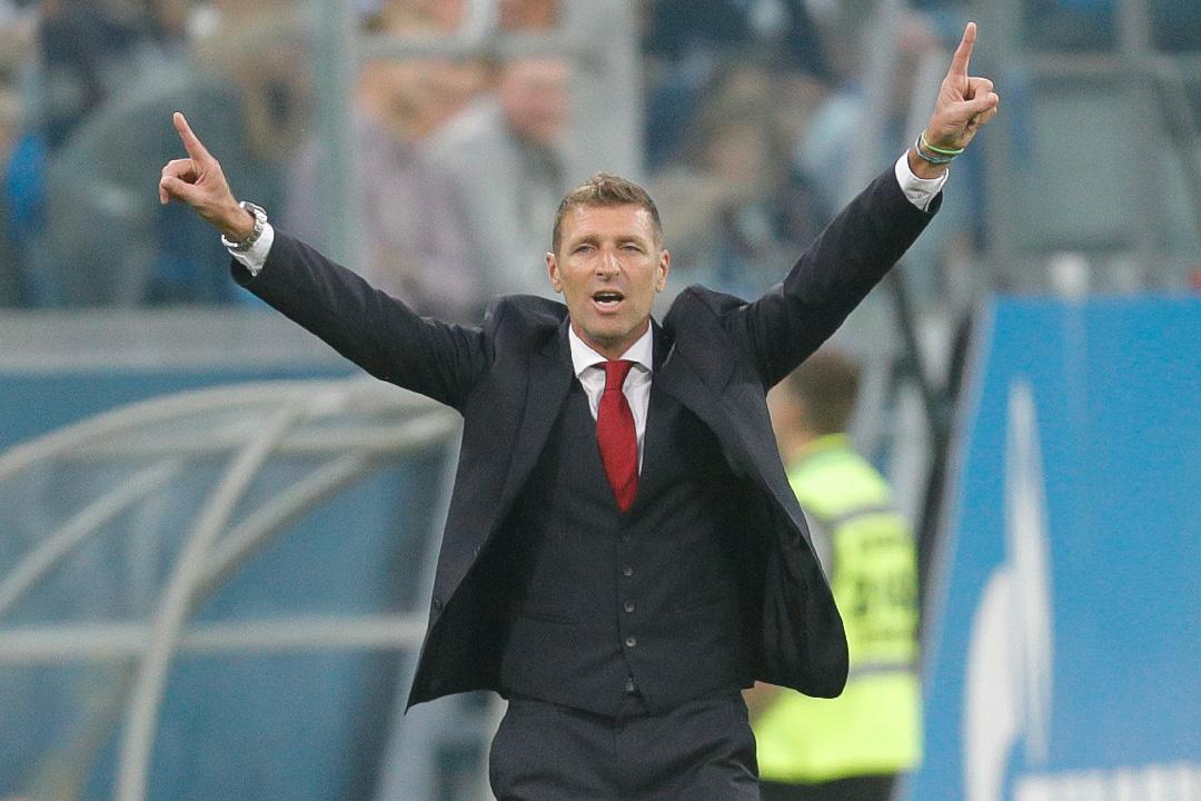Массимо Каррера: Я всегда доволен, когда «Спартак» не проигрывает