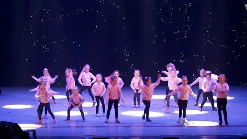 Школа танцев Visions - Kids Dance 2