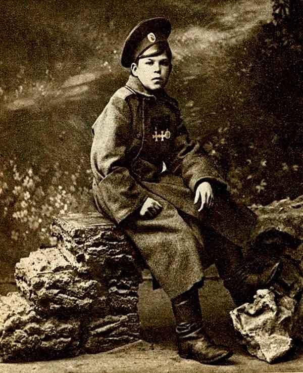 Мальчик-солдат