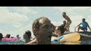 Мег Монстр глубины.Мегалодон нападает на отдыхающих пляжа Санья