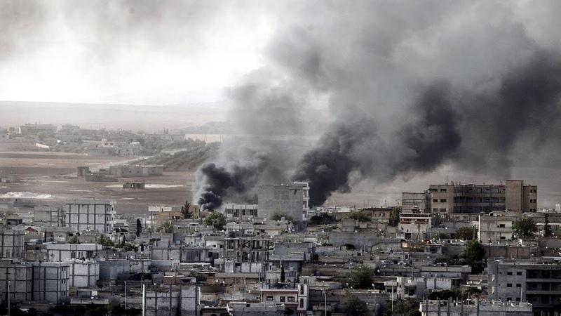 Авиаудары коалиции по сирийскому Хаджину    Главное от ANNA NEWS на вечер 7 декабря , 2018
