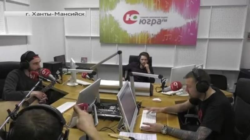 Музыкант Игорь Сиренко из Ханты-Мансийска в гостях на радио «Югра»