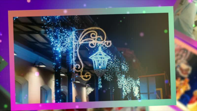Новогодняя Астрахань