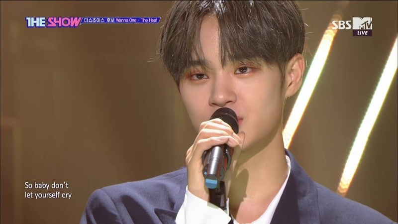 Wanna One The Heal - 'Hourglass' (모래시계) Stage Mix 교차편집
