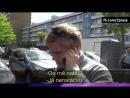 Dánský advokát komentátor a pravicový politik Rasmus Paludan natáčel v oblasti Vollsmose YouTube