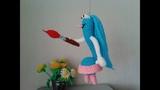 Домисолька, ч.1. Domisolka, р.1. Amigurumi. Crochet. Амигуруми. Игрушки крючком.