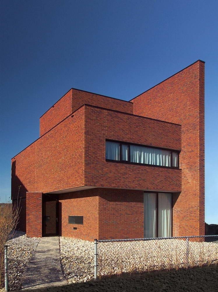Кирпичный дом в Голландии 4