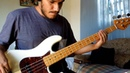Limp Bizkit My Way Bass Cover