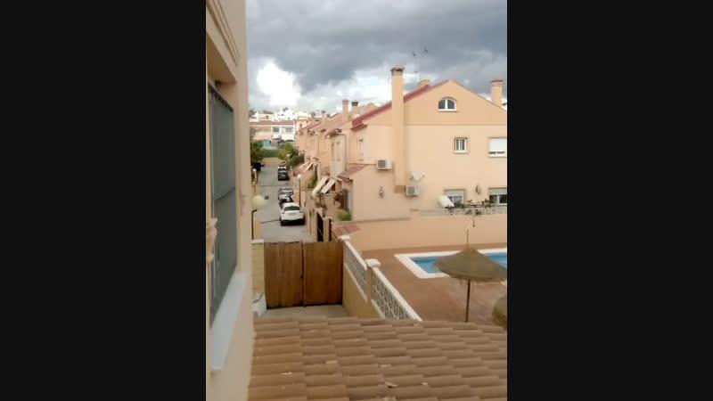 Малага. Испания. Вид