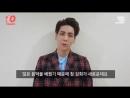 160908 Seoul Music High school 10th anniversary congratulatory greeting