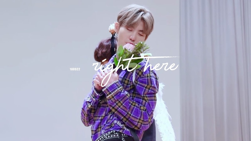 180922 DMC 뮤직 팬사인회 RIGHT HERE 더보이즈 활 무대 직캠 / THE BOYZ HWALL FOCUS 'RIGHT HERE' FANCAM