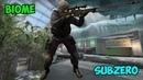 Тестим новые карты Biome и Subzero в CS: GO