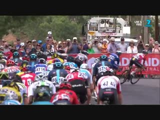 Tour down under 2019. stage 5