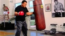 One of the Last Workouts - Legend of Boxing Muhammad Ali