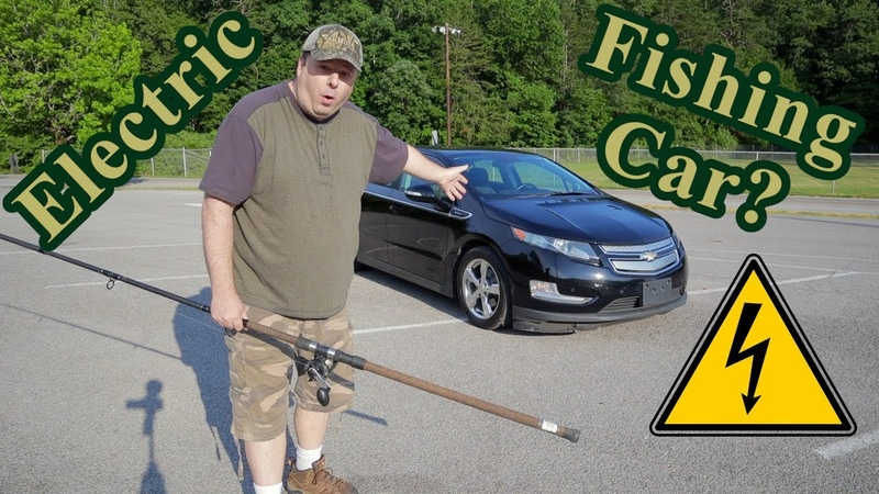 Is the Chevy Volt the perfect electric fishing car?
