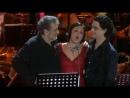 Placido Domingo, Anna Netrebko, Rolando Villazon