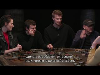 [Хан Соло: Звёздные войны. Истории] Круглый стол с участием актеров и режиссера