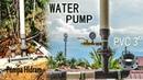 Cara membuat Pompa Air tanpa listrik dari tempat rendah ke tempat tinggi Pipa PVC 3 inc - Ram Pump