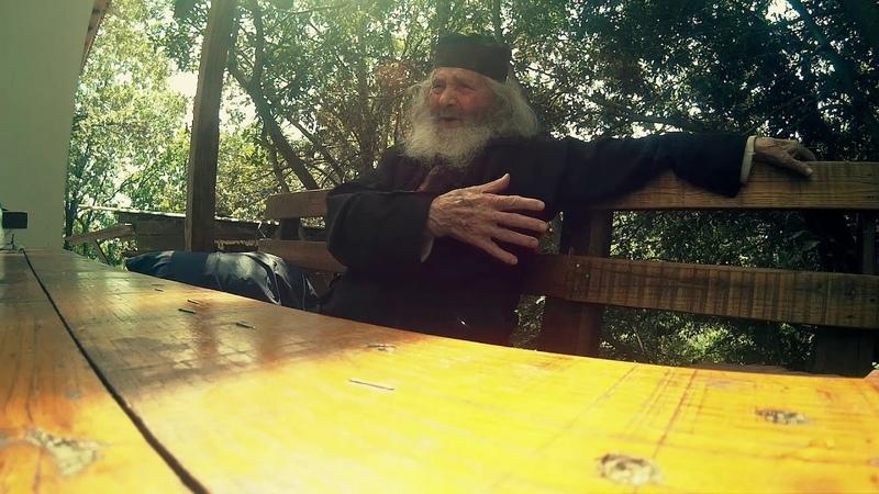 Афонский старец Иларион. Благодатная молитва и рачение к Богу