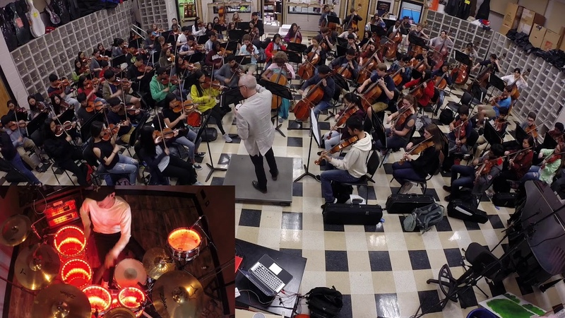 Shape of You Orchestral Cover Ed Sheeran