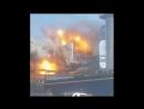 Взрыв на заводе Kronospan Mielec 8 августа 2018г