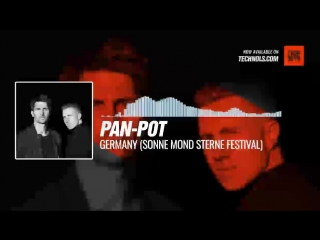 Pan-Pot - Germany (Sonne Mond Sterne Festival) #Periscope #Techno #music