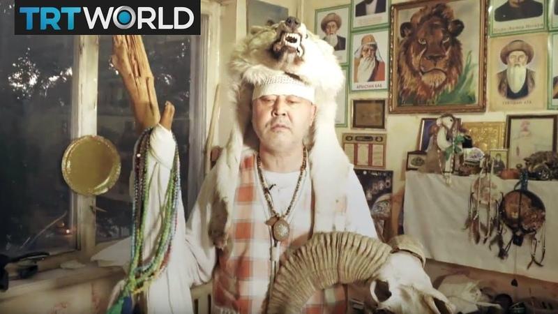 Strait Talk The Kazakh Shaman in Astana