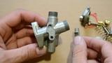 Устройство и принцип работы простейшего карбюратора. На примере мопедного К-34Д.