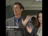 kimberlywilliamspaisley I love this #bts video of Darrow and Darrow with @cavanaghtom and @wendiemalick 👏🏻👏🏻 Check it out Octobe
