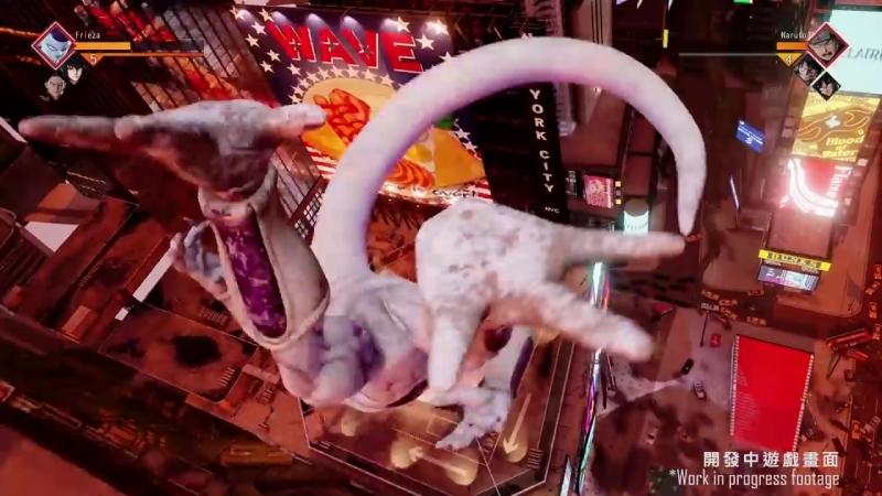 PS4、XboxOne、PC_STEAM『JUMP FORCE』遊戲實機遊玩影片2
