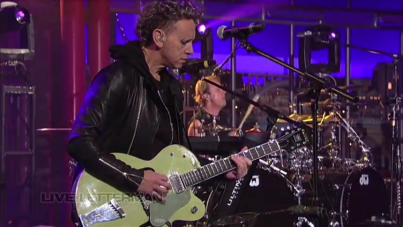 Depeche Mode - Enjoy The Silence (Live on Letterman) ( 480 X 854 ).mp4