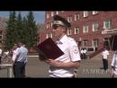 Присяга омских полицейских 27.07.18 г.