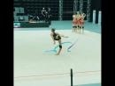 Александра Солдатова / лента / опробование / World Challenge Cup / Минск 2018